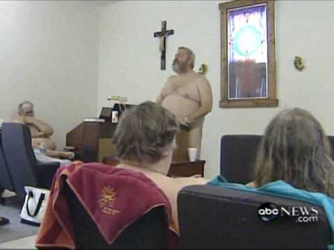 Nude Church! Pastor Bares Soul and More thumbnail