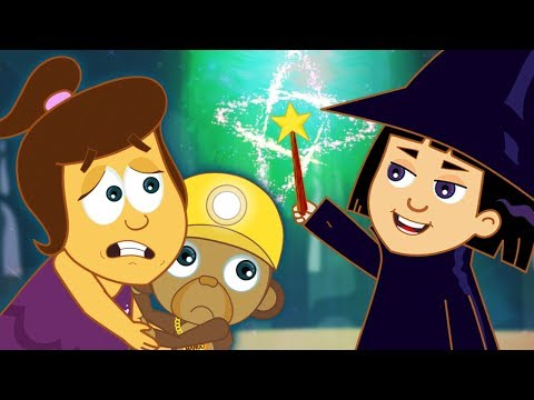 The Enchanted Forest | Cartoons for Children by The Adventures of Annie and Ben!