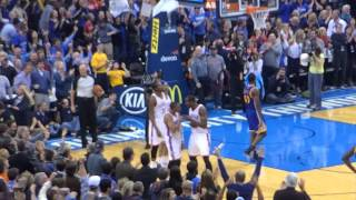 Thunder Video: Westbrook wins it
