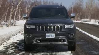 2016 Jeep Grand Cherokee EcoDiesel Test Drive