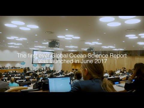 Global Ocean Science Report: A Global Outlook