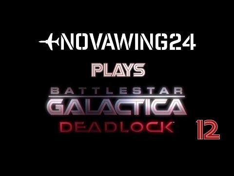 Battlestar Galactica: Deadlock - Campaign Playthrough - Episode 12 |