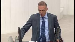 HDP Ar Milletvekili Av.Abdullah KO#39un 17.07.2019 tarihindeki TBMM Genel Kurul Konumas