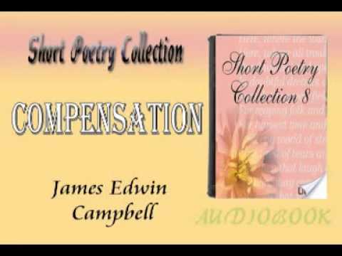 Compensation James Edwin Campbell Audiobook Short Poetry