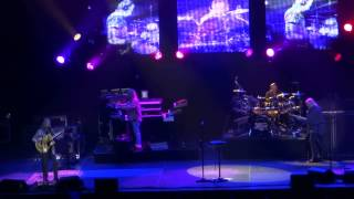 Yes Live 2014 =] Five Percent for Nothing [= 8/5/2014 - Houston, Tx