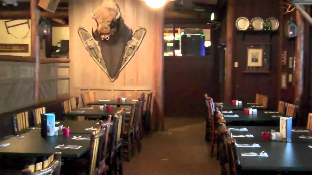 Trails End Restaurant at Disneys Fort Wilderness Resort