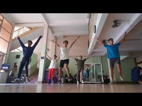 Sẽ chiến Thắng NK dance team