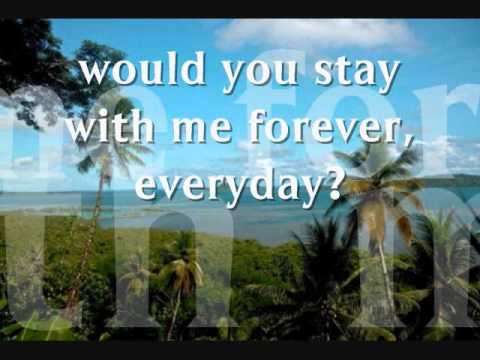 Pau Hana-Fade Away (lyrics)