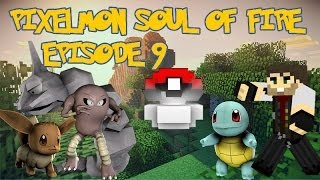 PIXELMON ADVENTURE MAP - SOUL OF FIRE Ep.9 - TEAM ROCKET !