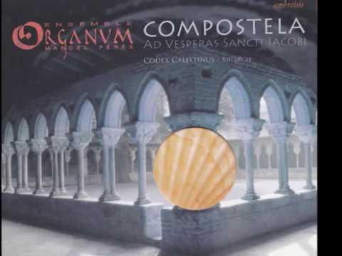 Ensemble Organum - Ad Vesperas Sancti Iacobi