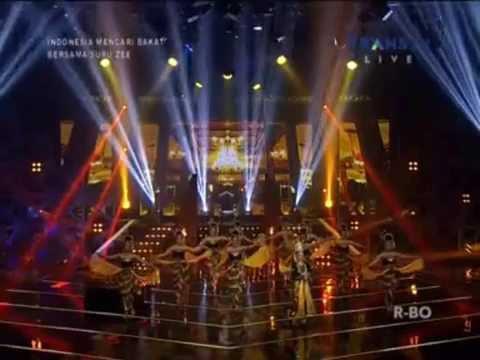 [IMB 2014 Final Sang Juara]Rismawanda feat Sandrina - Biola Maut Sang Panglima