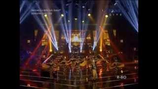[IMB 2014 Final Sang Juara]Rismawanda feat Sandrina - Biola Maut Sang Panglima MP3