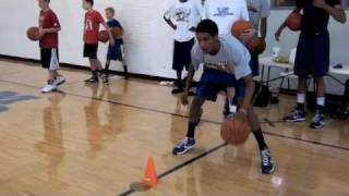 Pure Sweat Basketball Skills Workout