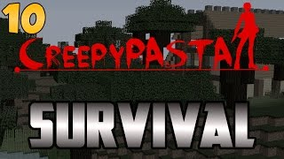 Survival W/ Kricken: Season 2, Ep. 10- (halloween!) Creepy Pasta