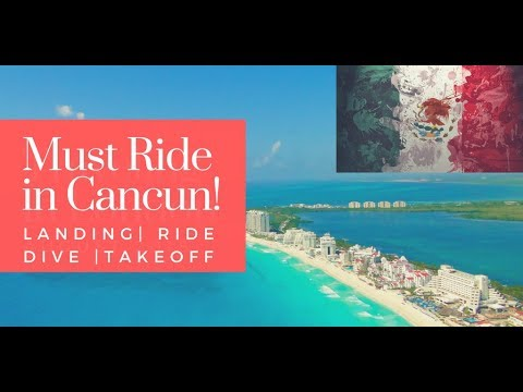 Travel Diaries Cancun Mexico Landing Take Off And A Must Ride - Mexico vacations 10 things to know before you take off