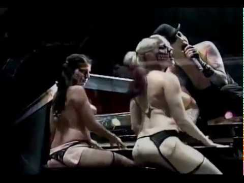 Marilyn Manson - mOBSCENE (Official Music Video) from YouTube · Duration:  3 minutes 52 seconds