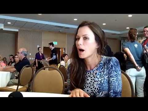 Interview With Rhona Mitra of TNT's The Last Ship at Comic-Con 2014