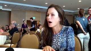 Interview With Rhona Mitra of TNT's The Last Ship at Comic-Con 2014 Thumbnail