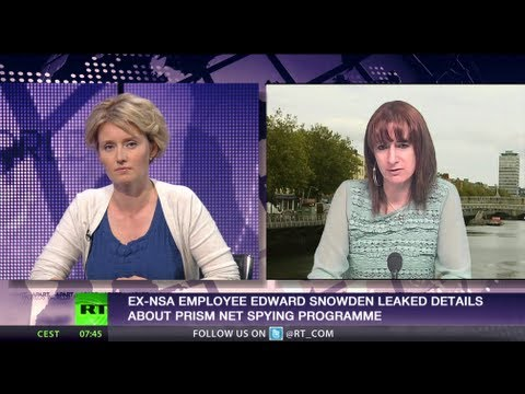 MP Clare Daly: World kowtowing to US over Snowden asylum