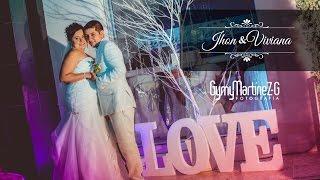 Clip de Boda - Jhon & Viviana - Gymy Martinez Fotografía Bucaramanga Cartagena Barichara