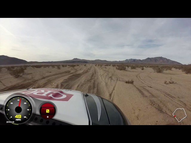 Total Chaos 2017 Mint 400 Toyota Tacoma Test Session