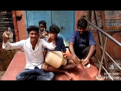 wine shop song from Meyaadha Maan | Area Gaana - Enga Veetu Kuthuvilakkey Video Song