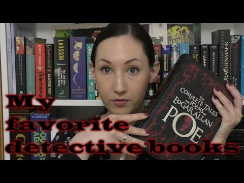 Edgar Allan Poe Special: My favorite detective books | The Bookworm