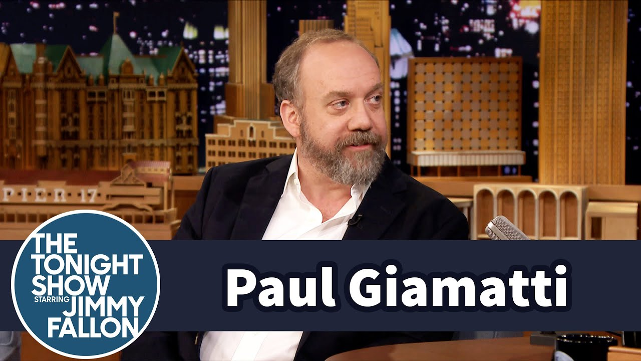 Download Meeting Ice Cube Turned Paul Giamatti Into a Little Girl