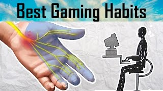 In-Depth Guide To Healthy Gaming - Preventing Carpal Tunnel With Proper Posture