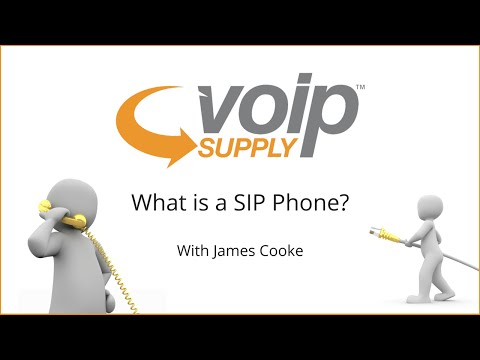 What Is A SIP Phone? | VoIP Supply