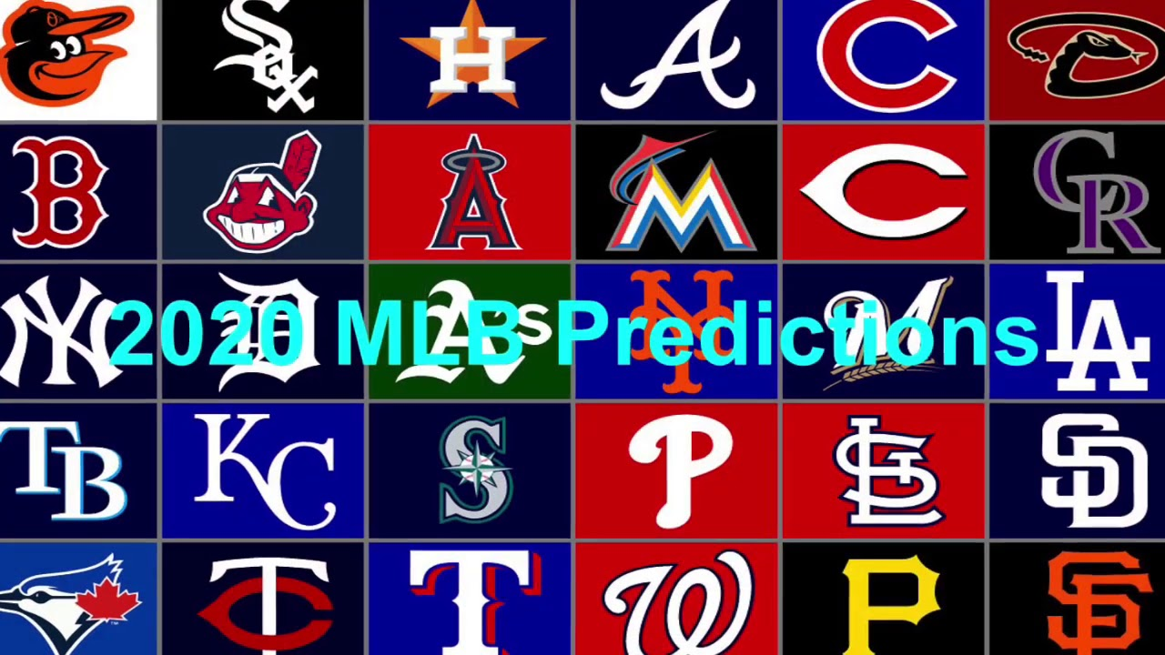 2020 Mlb Predictions With New Expanded Playoff Bracket Youtube