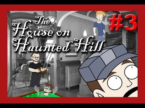 House on Haunted Hill - Another Prick in the Wall - PART 3 - Gag Reel