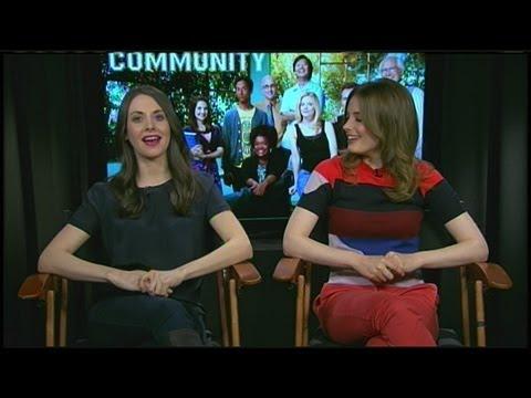 Community on NBC - Season 4 returns February 7th