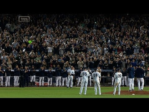 Exit Sandman: Mariano Rivera leaves mound for final time