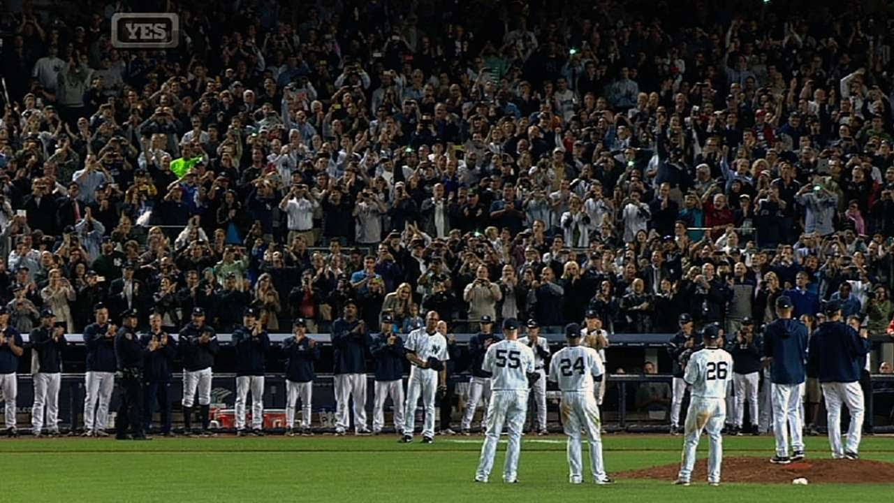 Download Exit Sandman: Mariano Rivera leaves mound for final time