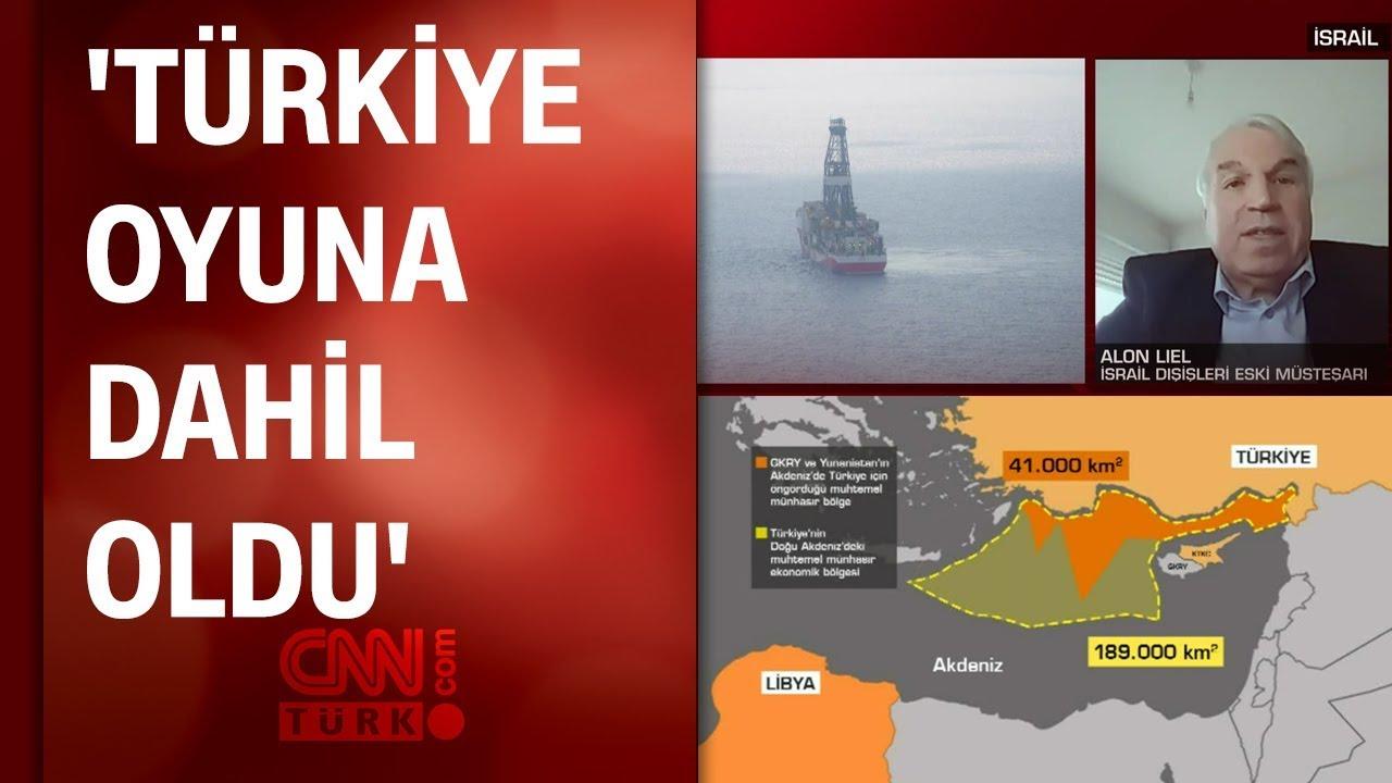 İsrail Dışişleri eski Müsteşarı: Türkiye oyuna dahil oldu