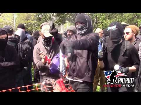 Behind Enemy Lines; Project Antifa Part 1