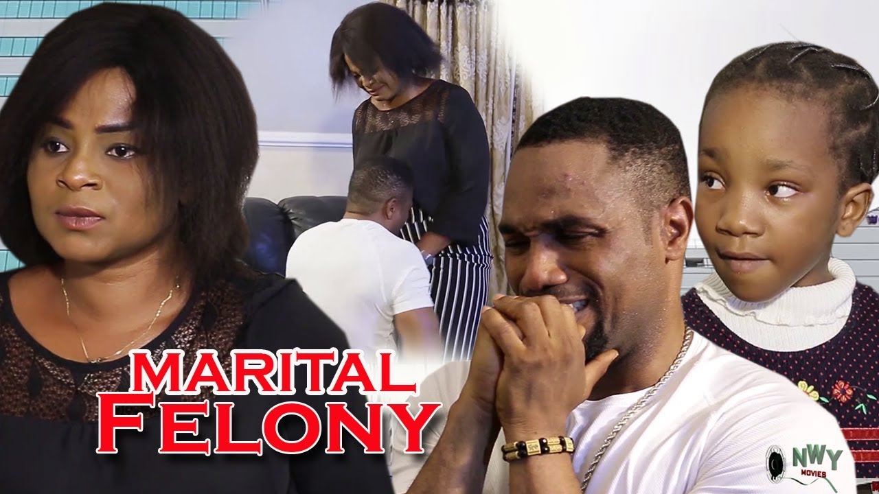 Download Marital Felony (RJP Exciting Super Story) Episode 2 - 2018 Latest Nigerian Nollywood TV Series