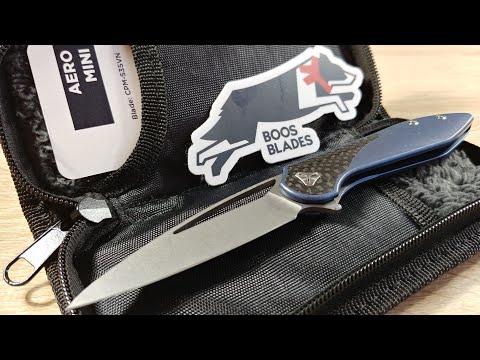 Knife Review: Boos Blades Aero Mini