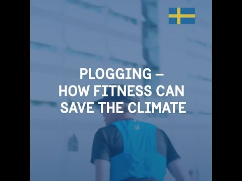 Plogging how fitness can save the climate!