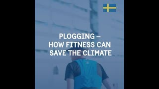 Plogging - how fitness can save the climate!