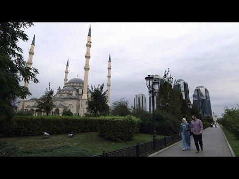 No Comment: Grozny, capital de Chechenia