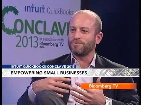 Intuit QuickBooks Conclave 2013 on Bloomberg TV_Part 2