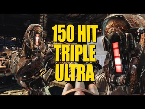KILGORE: 150 Hit Triple Ultra Combo - Killer Instinct 2017