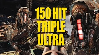 KILGORE: 150 Hit Triple Ultra Combo - Killer Instinct 2017