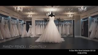 Randy Fenoli - R3418 - Wedding Dress