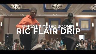Ric Flair Drip Offset Metro Boomin Choreography By Jeremy Green