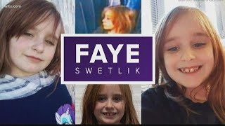 Latest In The Death Of 6-year-old Faye Swetlik L 11 P.m. Thursday