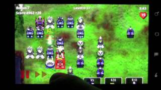 Robo Defense Android App Review - AndroidApps.com