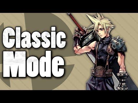 SOLDIER 1st Class, Cloud! - Classic Mode (Super Smash Bros. Ultimate) thumbnail